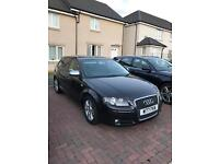 Audi A3 2.0 TDi Sport 8p New Shape Bargain Diesel Sportback needs collected by Tuesday 30th May 2017