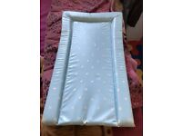 Baby Changing Mat - Used but in very good condition