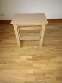 Basic student desk with chair