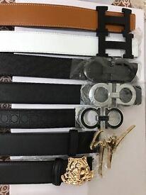 *Louis Vuitton Lv Belts*