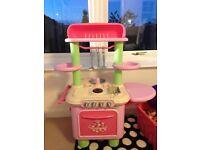 Toy kitchen ELC pink