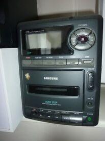 Samsung Mico Component HiFi unit with CD
