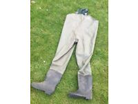 Waders - Shoe size 6
