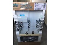 Beko 400mm intergrated slimline dishwasher