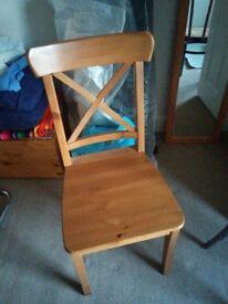 3x Ikea Dining Room Chairs