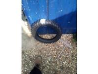 Motocross tyre's brand new never been used