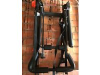 Bicycle rack for the back of the car, standard size, can carry more than 1 bicycle