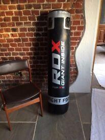 rdx punch bag - good as new