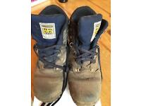 Walking boots size 7
