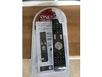 Brand new one for all remote control