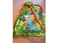 Fisher Price baby gym excellent condition