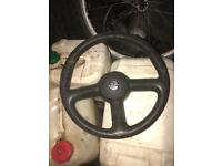 Corsa Gsi steering wheel