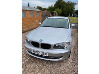 BMW, 1 SERIES, Hatchback, 2007, Semi-Auto, 1995 (cc), 5 doors