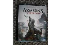 Assassins creed 3 Offical Guide