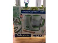 Babycook Steamer and Blender