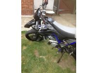 Wr 125 x px swop cash offers