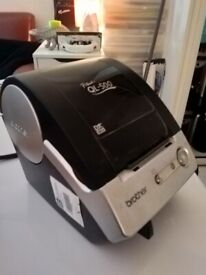Brother QL500 direct thermal label printer central London bargain