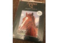 Tapestry Horse Kit never opened