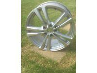 "18"" Audi Alloy Wheel Rim"