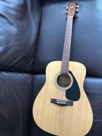 Yamaha F310 guitar