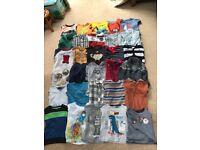 2-3 boys autumn/winter clothing bundle