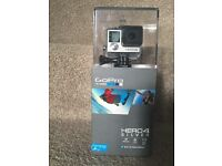 Brand new GoPro Hero 4 (in sealed box)
