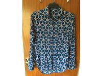 Party/festival funky shirt