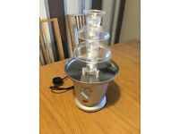 Chocolate fountain - good condition