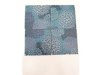 Handcrafted/Handmade Blue tile coasters