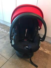 Be safe Izi Sleep car seat