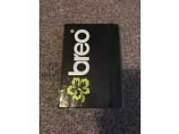 Brand new in packet Breo notepads - lined paper