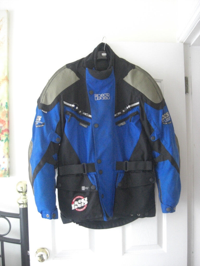 IXS All Season Motorbike Jacket.