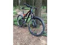 Specialized stumpjumper expert evo FSR Carbon 2013 mountain/enduro bike, FULLY SERVICED!