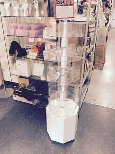 Merchandise display/ rotating display/ beads display/ gift display/acrylic display/ display bins