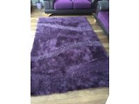 Purple Rug 5ft x 8 ft (150 x240)