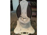 Mammeroo baby chair spares or repair (needs re-booting) excellent clean condition otherwise