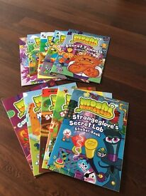Moshi Monsters Activity Collection - 10 Books
