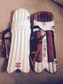 Cricket Batsman Pads