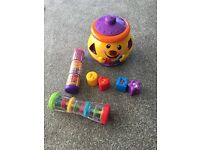 Toy bundle (Fisher Price ELC + other)