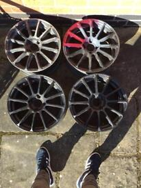"Lenso 15"" alloys need refurb"