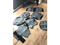 Renault captur official seat covers