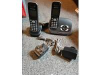 Panasonic cordless house phones