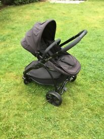 iCandy Strawberry 2 pushchair and Maxi Cosi car seat