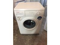 Very Nice BOSCH Maxx 6 Washing Machine Fully Working with 4 Month Warranty