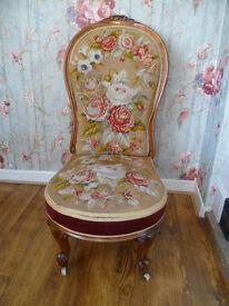 Antique Chair: William VI