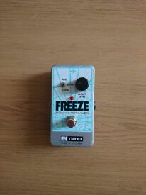 EHX electro harmonix Freeze