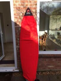 6'6 shortboard surfboard