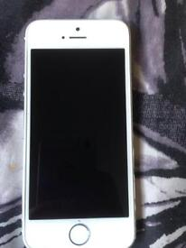IPhone 5s White & Silver