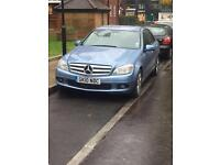 2010 Mercedes Benz C180 saloon 1.8 AUTO **FULLY LOADED**