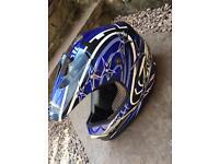 Mx nitro helmet motorcycle